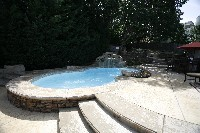 Atlantic Fiberglass Pool in Orlando, FL